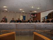 Conferenza stampa al Comune di Policoro - Matera
