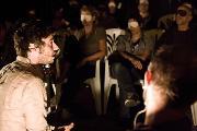 Esperimento di Paolo Briguglia al Lucania Film Festival 2011