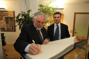 Giampaolo D�Andrea e Vito De Filippo - Matera