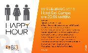 Happy Hour Bi3 - 22 febbraio 2011 - Matera