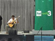 Il chitarrista lucano Pino Forastiere