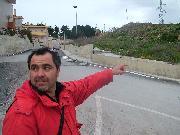 il geologo Mario Montemurro (foto martemix)