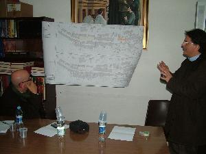 il progetto per Casalnuovo (foto Martemix)