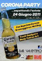 invito corona - Matera