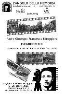L'Angolo della Memoria - Stigliano -  dal 6 al 28 agosto 2011 - Matera