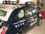 la 500 cabrio (foto Martemix)