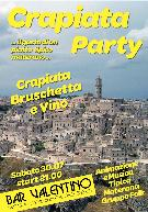 Crapiata Party - 30 luglio 2011 - Matera