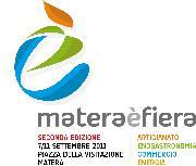 Logo Matera è Fiera 2011