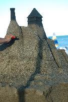 Meraviglie di Sabbia 2011 - Opera di Shchitov