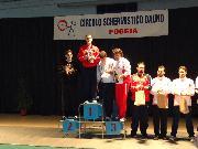 Mimmo Di Giorgio sul podio - Matera