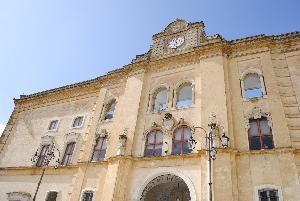 Palazzo dell'Annunziata - Cinema Comunale (foto Gianni Cellura) - Matera