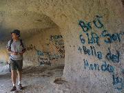Vandalismo dintorni grotta pipistrelli