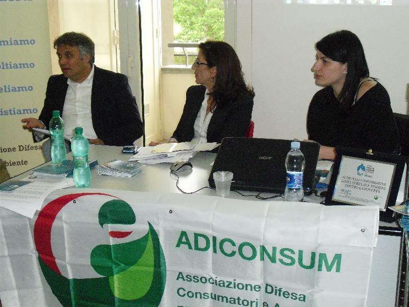 Adiconsum Matera - 22 maggio 2012 -  Incontro Povertà