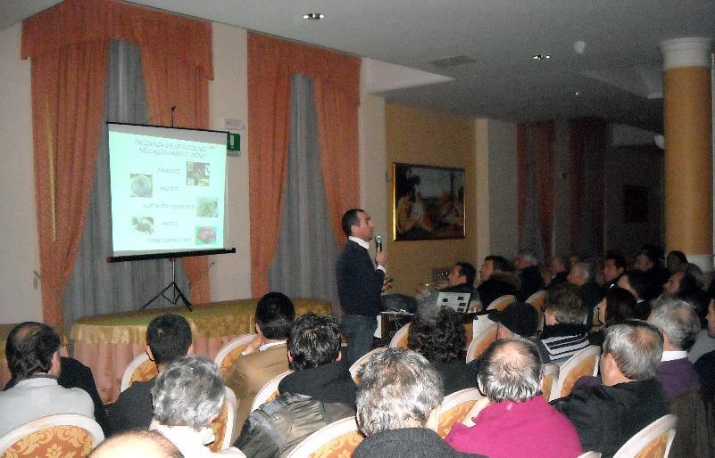 Allevatori a lezioni di nuove tecniche operative di gestione delle proprie aziende