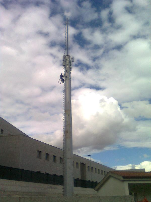 Antenna a Rione Agna - Matera