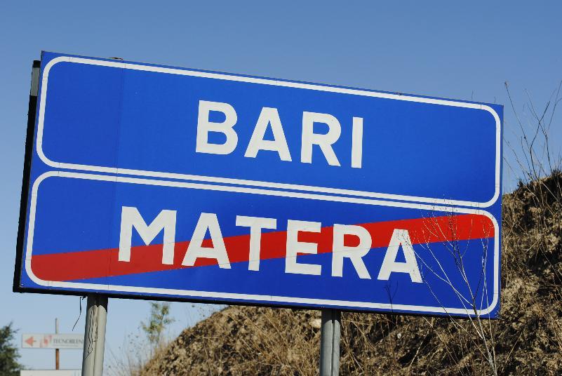 Bari Matera (foto SassiLand)