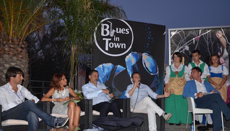"""Blues in Town 2012, incontro """"Il Turismo che vorrei"""""""