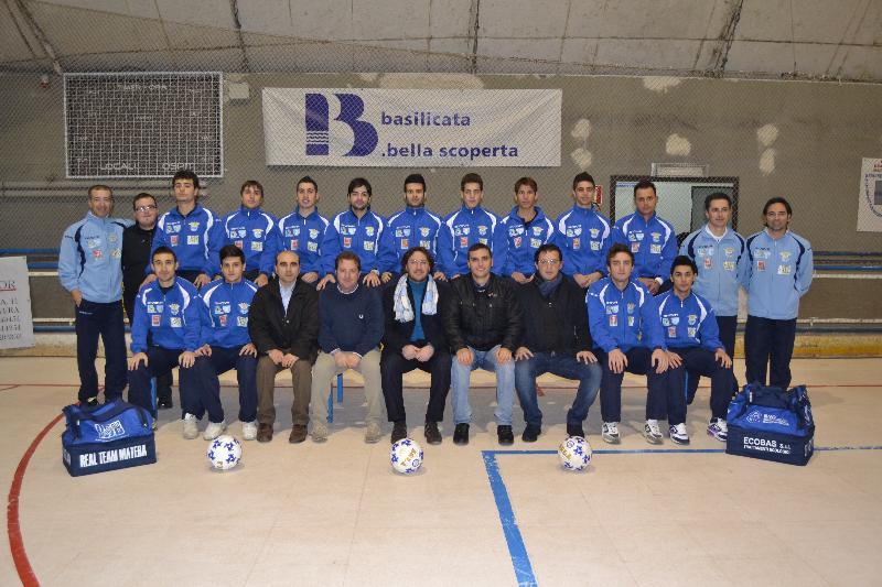 BNG ECOBAS Real Team Matera