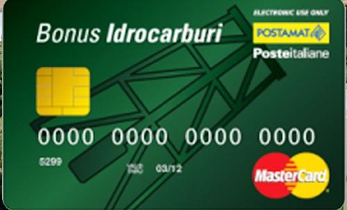 Card Carburanti