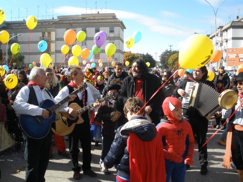 Carnevale a Cavallo 2012