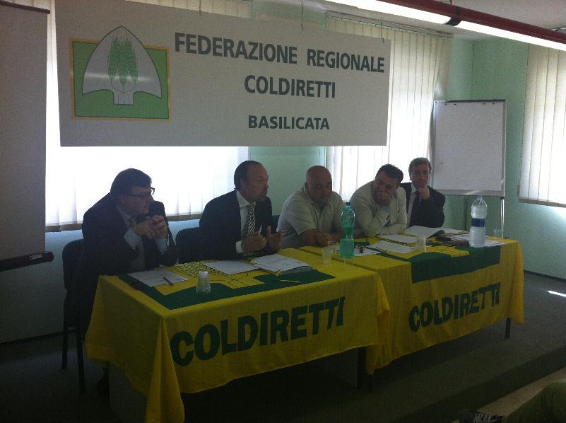 Coldiretti Basilicata