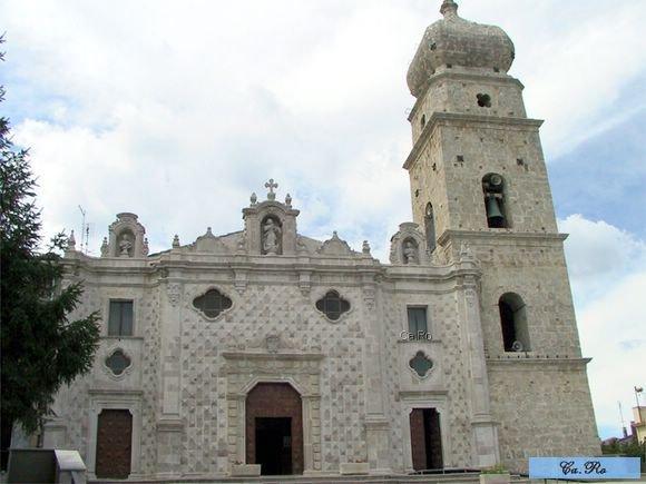 Convento di Sant´Antonio - Stigliano (foto internet)
