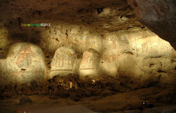 Cripta del Peccato Originale (foto Luca Petruzzellis)