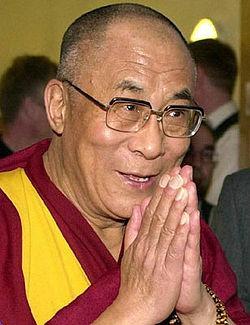 Dalai Lama (Foto Wikipedia)