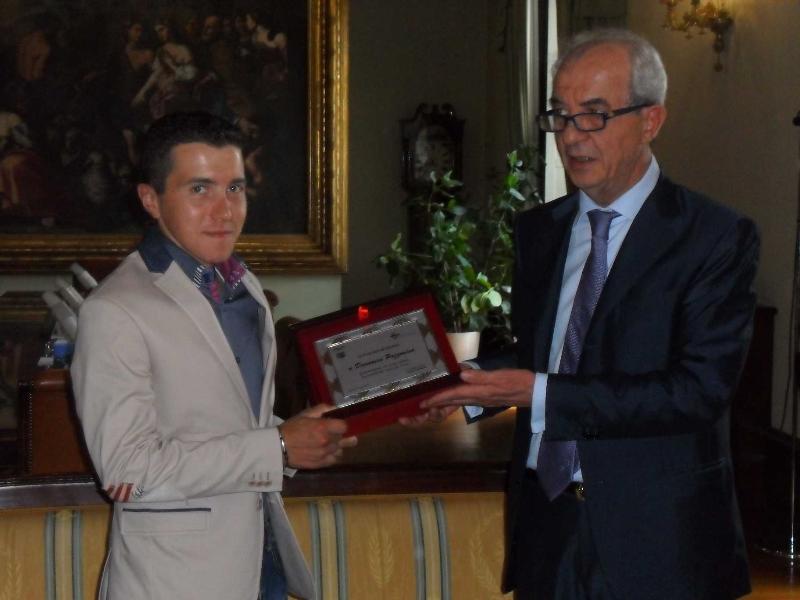 Domenico Pozzovivo e Franco Stella