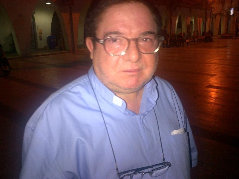 Don Antonio Mauri, parroco Chiesa Madre di Policoro (MT)
