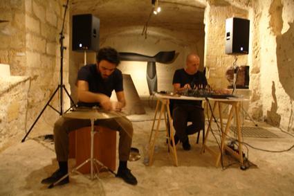 Enrico Malatesta e Luciano Maggiore in concerto al MUSMA