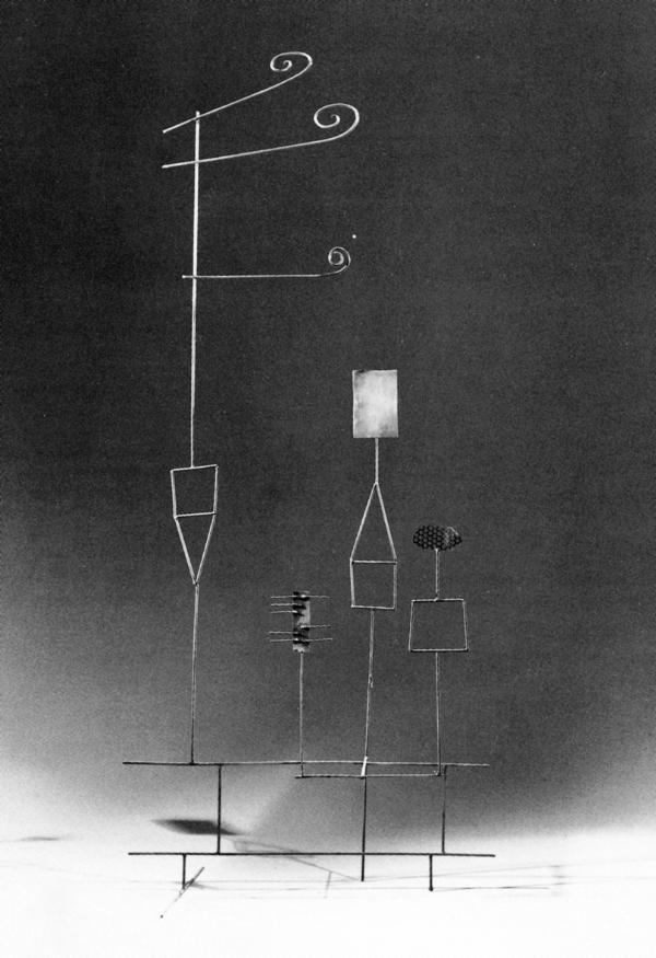 Fausto Melotti, Jonio, 1963
