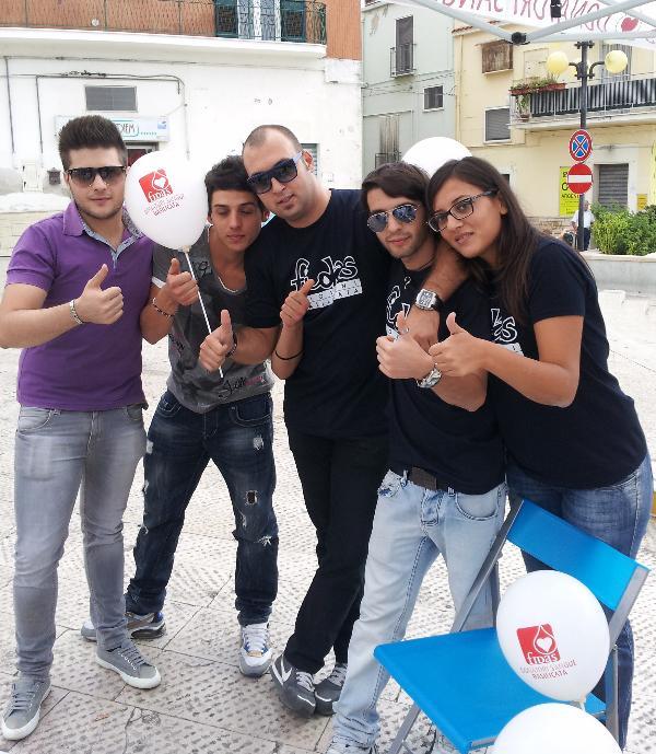Fidas Grassano, Blood Donors - Thumb Up