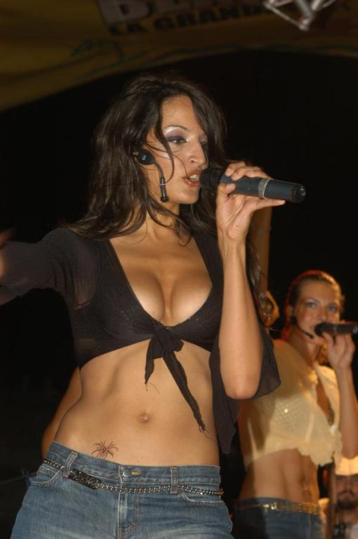 Francesca Silvy, leader degli Adika Pongo