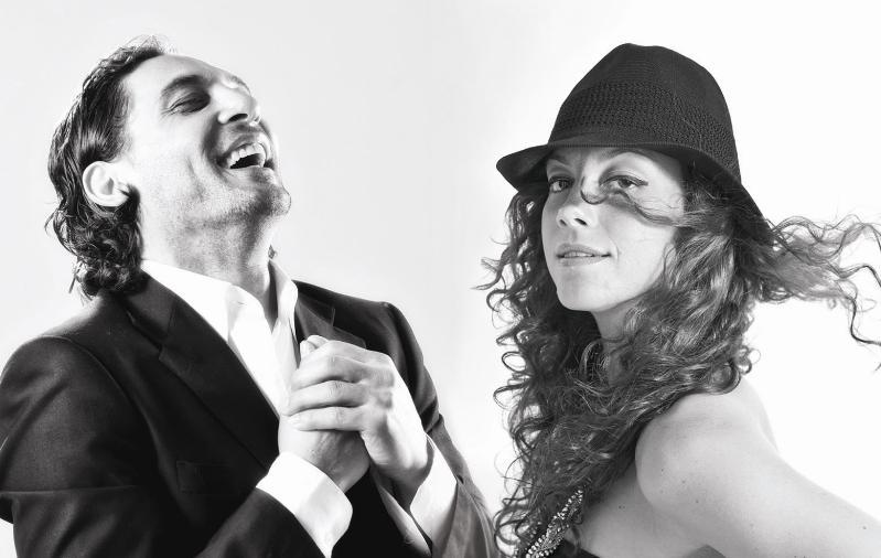Graziano Galatone e Simona Galeandro