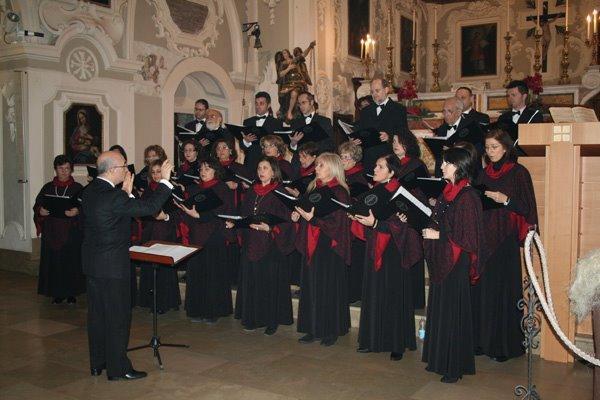 """Il Coro della Polifonica Materana """"Pierluigi da Palestrina"""""""