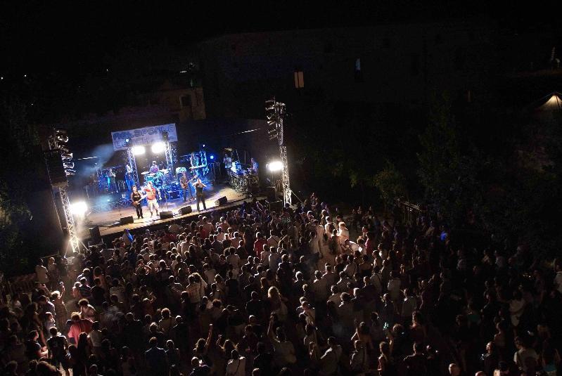Il Pubblico del Metaponto Beach Festival 2012 (Foto Riccardo Puntillo)