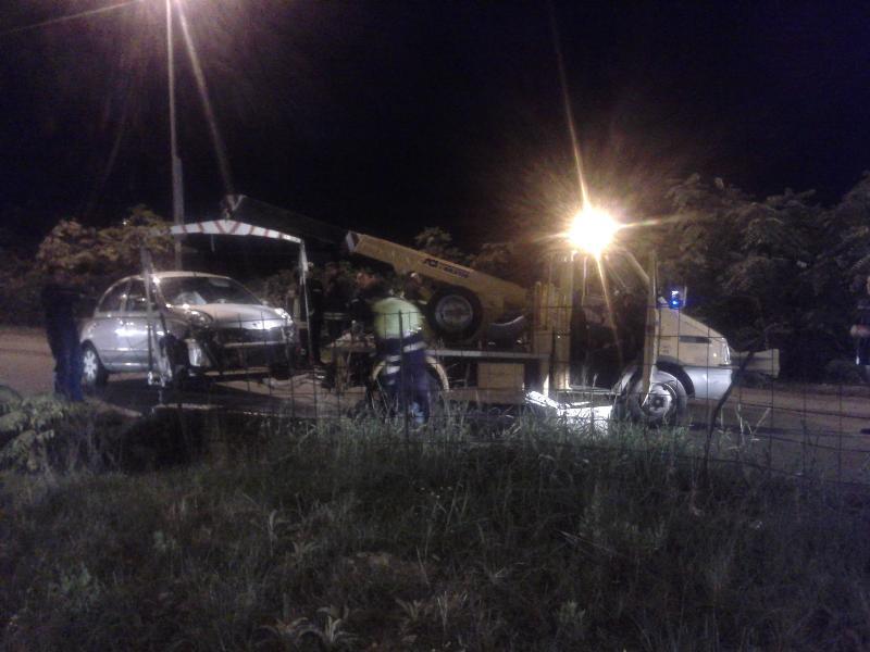 Incidente in via La Martella - 29 ottobre 2012
