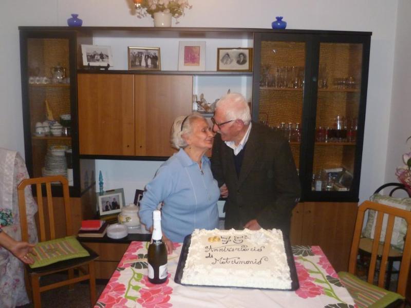 Maria Immacolata ed Emanuele