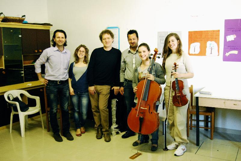 Masterclass del Maestro Andrea Lucchesini a Matera