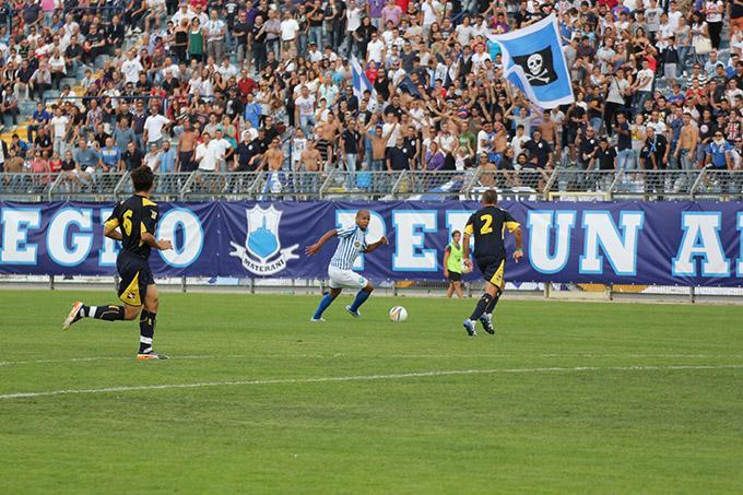 Matera Calcio vs Ischia - 7 ottobre 2012 (foto Cosimo Martemucci)