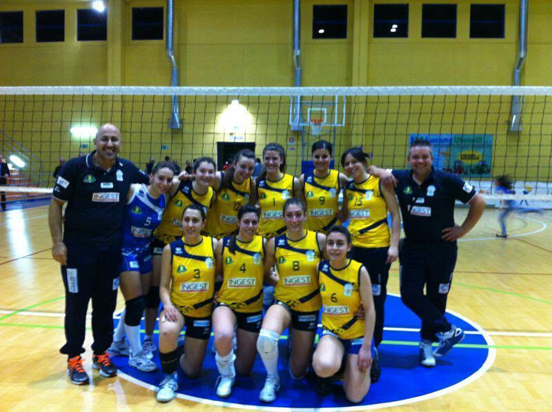 Montescaglioso volley serie C