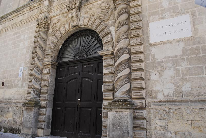 Museo Ridola - via Ridola - Matera