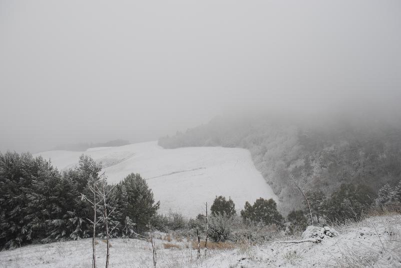 Neve a Matera e provincia