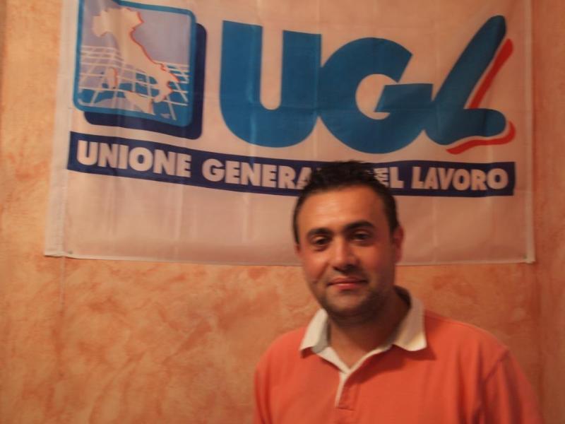 Nicola Mastronardi, segretario provinciale Ugl chimici Matera