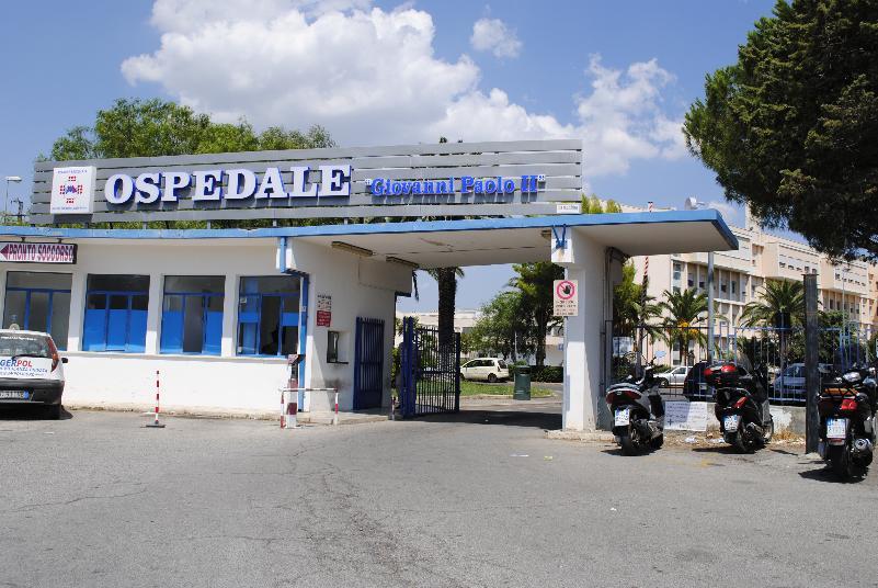 Ospedale di Policoro (foto SassiLand)