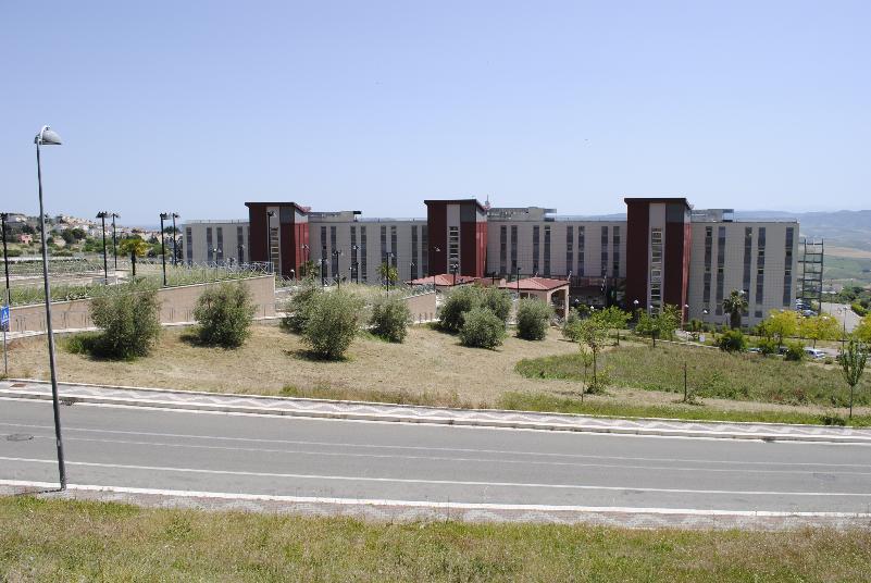 Ospedale Madonna della Grazie - Matera (foto SassiLand)