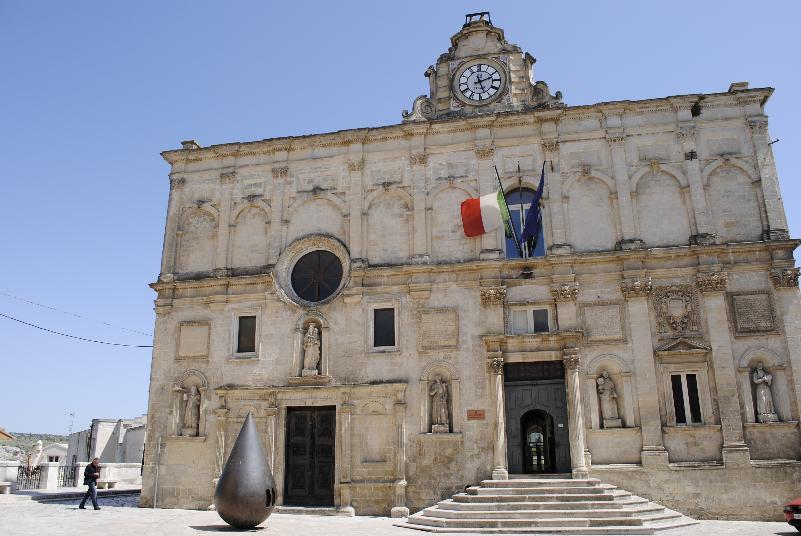 Palazzo Lanfranchi - Matera (foto SassiLand)