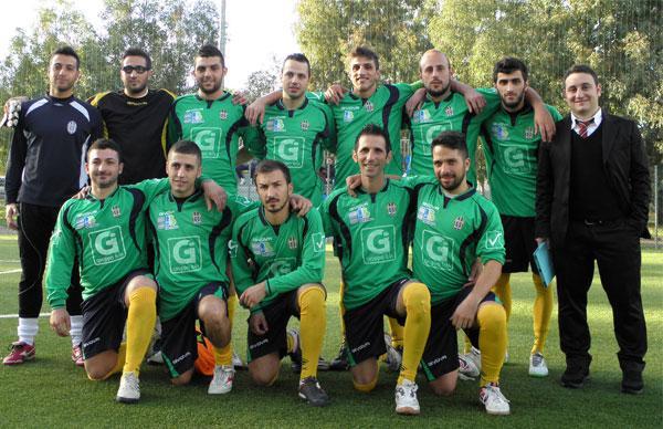 Polispostiva C.S. Pisticci, squadra maschile di calcetto