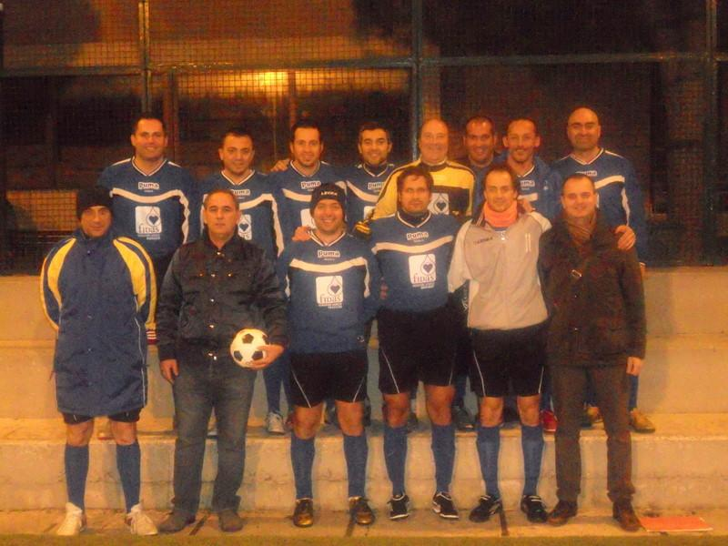 Polizia, squadra di calcio